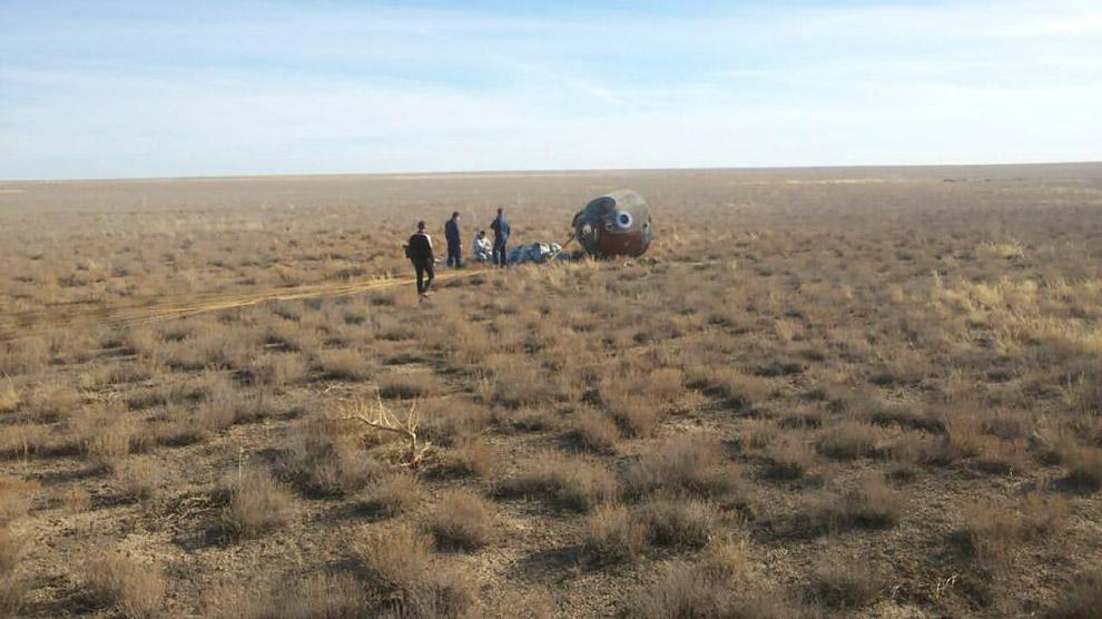 Неудачный старт «Союза МС-10» аварии