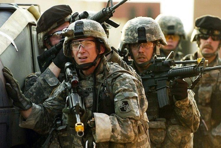 Военные США ожидают войны с …