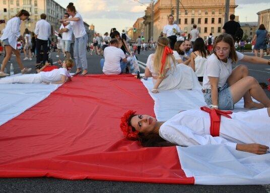 «Не хотим жить убого!» В Белоруссии возмутились заявлению Путина