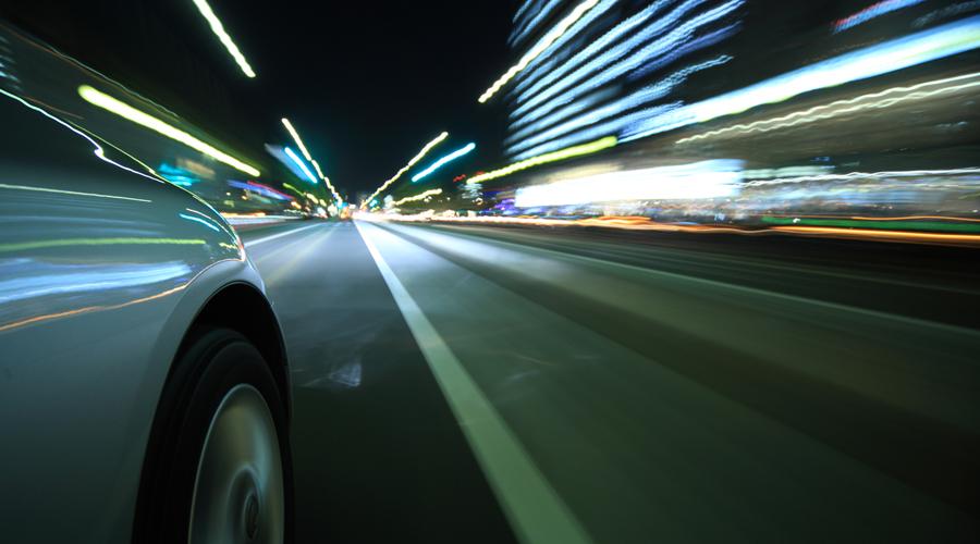 Правила ночного вождения