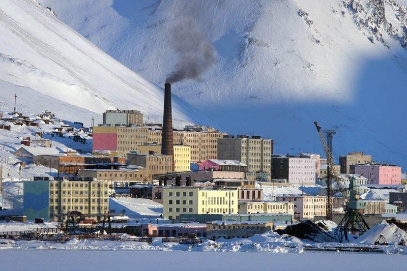 Самый восточный город России: Анадырь
