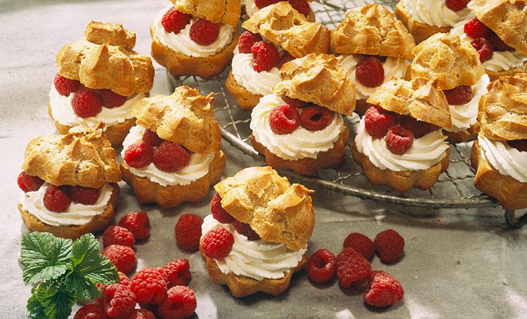 На десерт: профитроли едаиборода,Стиль жизни,Еда и рецепты