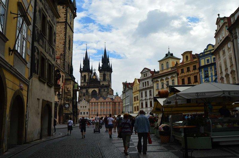 4. Прага города, европа, красивые, самые