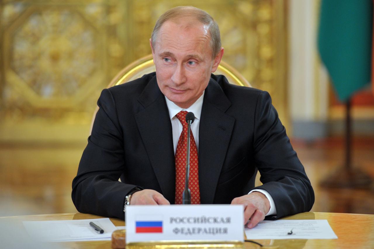 Владимир Путин осознает пред…