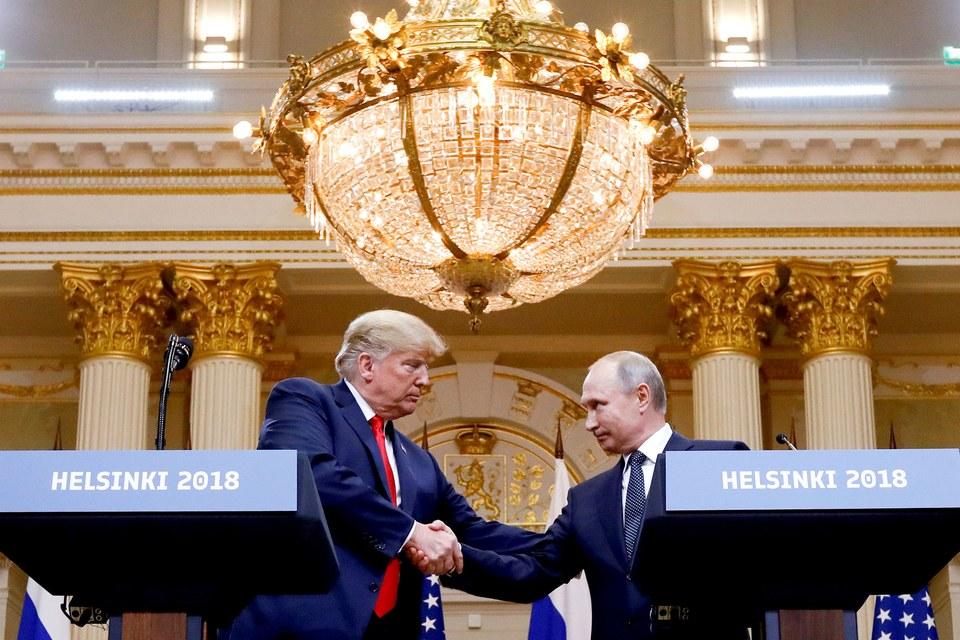 На самом деле Путин прощупыв…