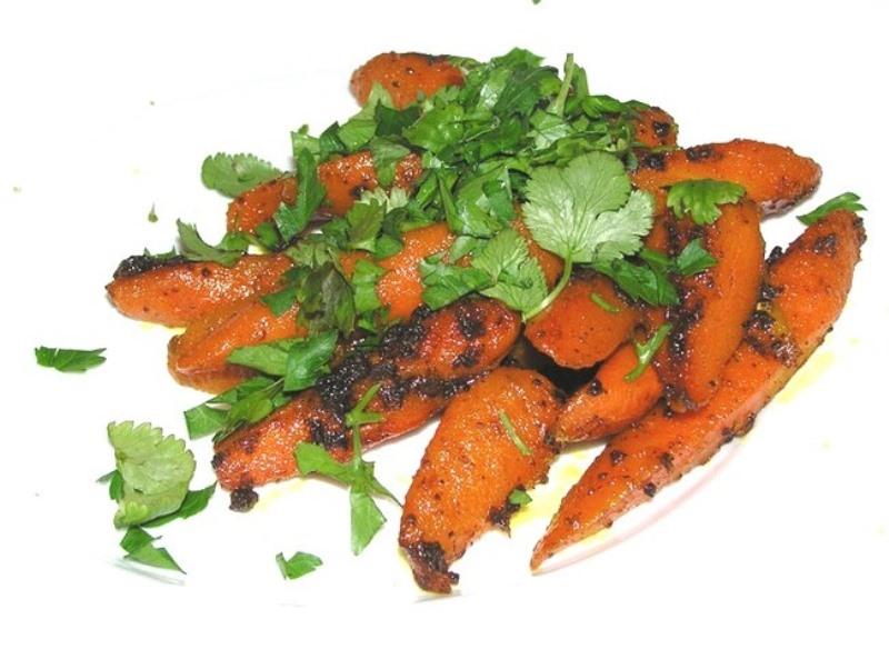 Рецепт приготовления моркови…