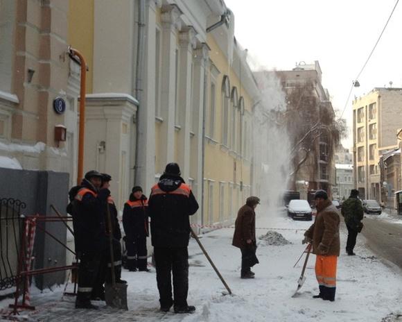 Гастарбайтеры — личная гвардия русского министра