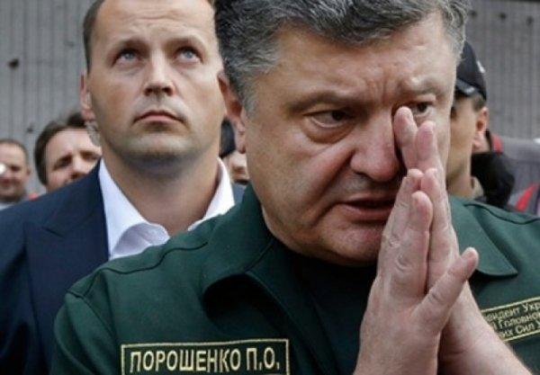 Петр Порошенко: в ожидании указания небес