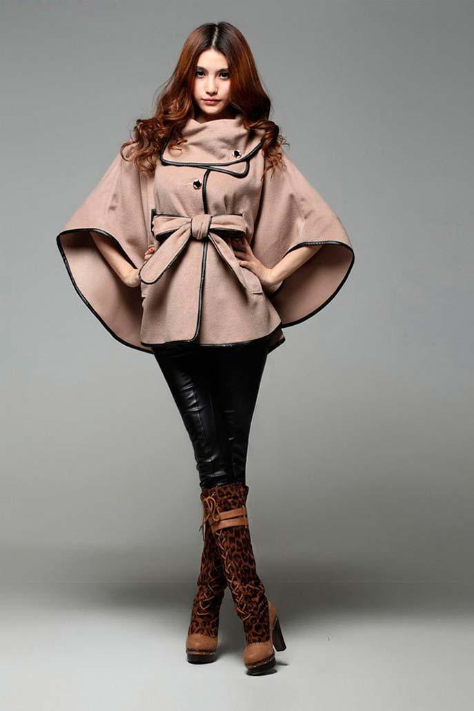 этом красивое необычное женское пальто фото существуют