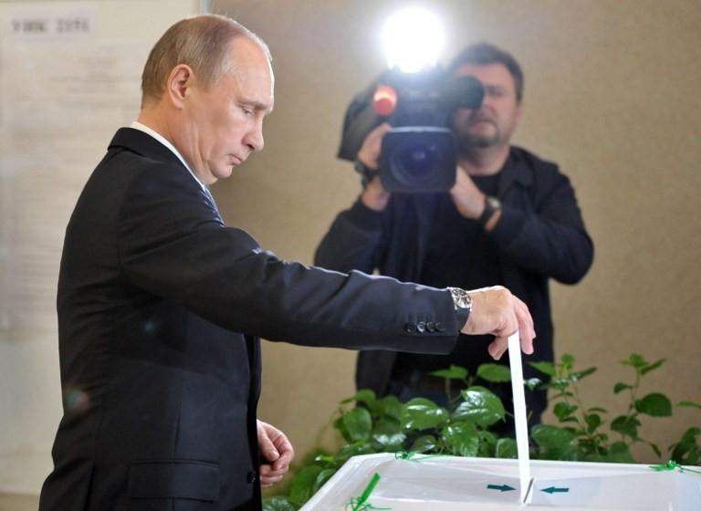Чем ближе выборы, тем пуще интрига: неужели Путин может проиграть?