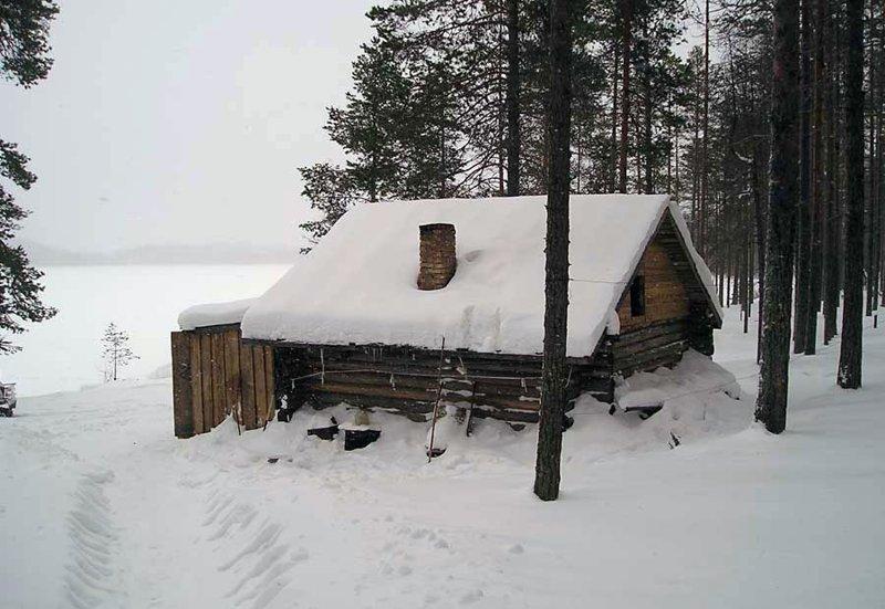 Зимовья в тайге картинки