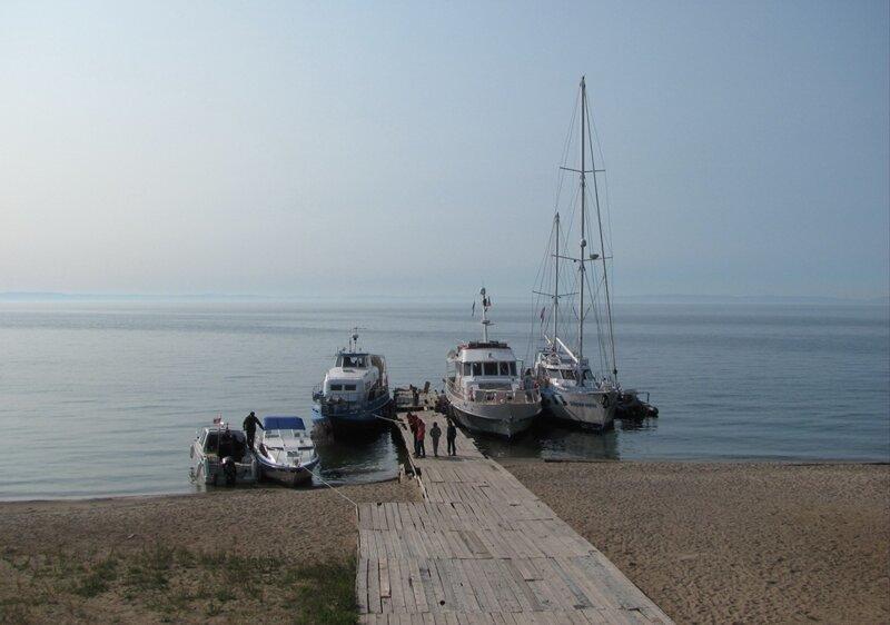 Байкал. Красоты бухты Песчаная путешествия, факты, фото
