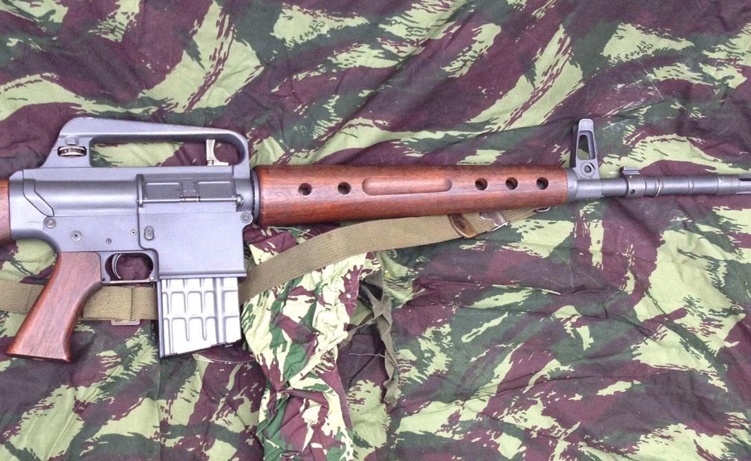 AR-15: лучшая штурмовая винтовка домашнего пользования