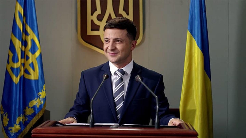Еще не президент, а уже собирается воевать с Россией по приказу из Вашингтона украина