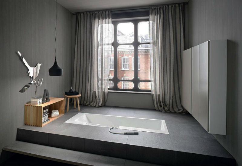 Самые модные и смелые решения 2018 года для дизайна ванной комнаты