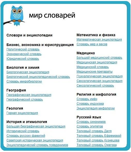 Большой Сборник Словарей.