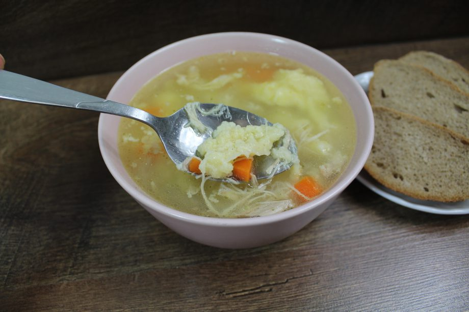 Сытно и аппетитно. Самый удачный рецепт супа с клецками