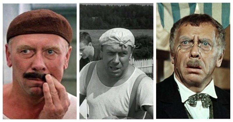 10 фильмов с Папановым. С Днём рождения, Анатолий Дмитриевич!