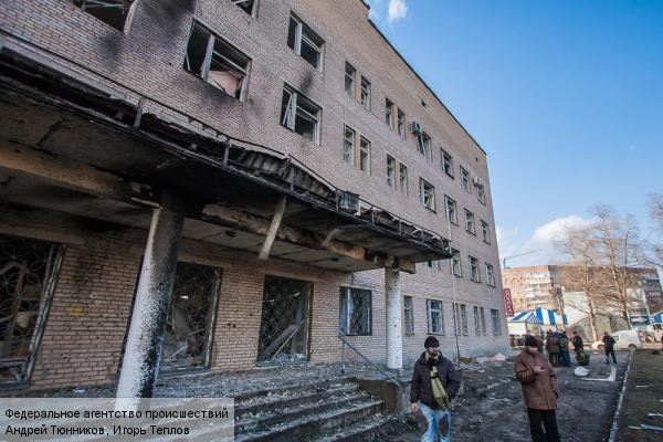 Жительница Донецка рассказала, как отличить своих от чужих