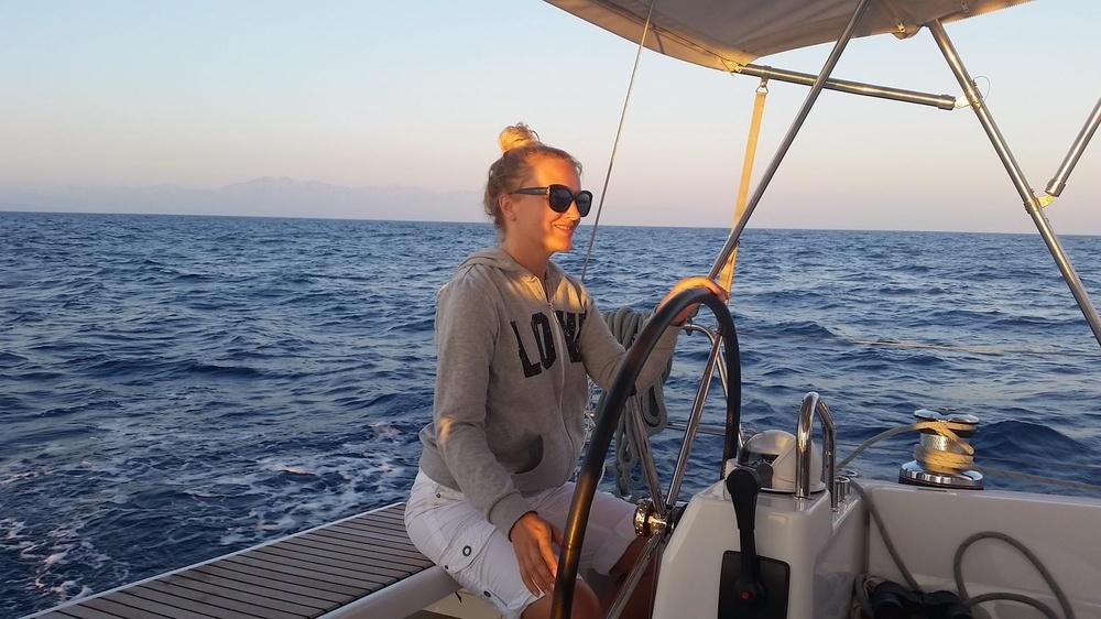Дневник капитана: как получить права на управление яхтой, когда живешь в Беларуси?