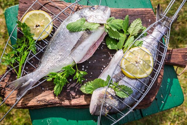 Если готовить рыбу, то только так
