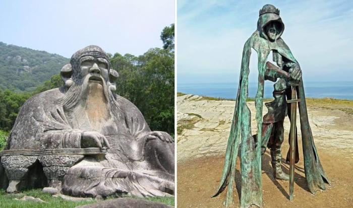 6 знаменитых исторических личностей которые, возможно, никогда не существовали интересное