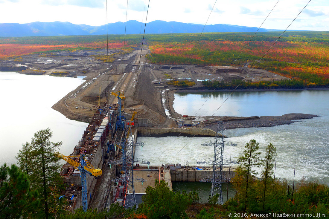 Несколько фактов о ГЭС, которые вас удивят