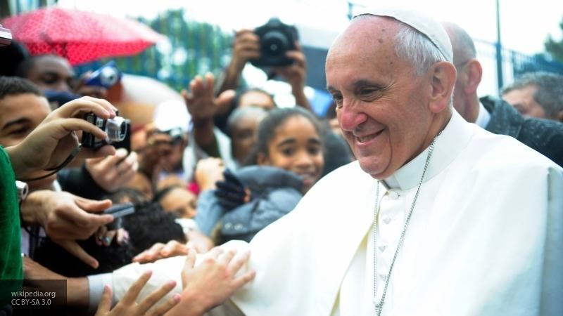 Папа Римский Франциск приветствовал обмен пленными между РФ и Украиной