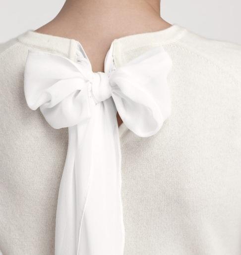 Очаровательный декор спины на одежде: 20 стильных идей