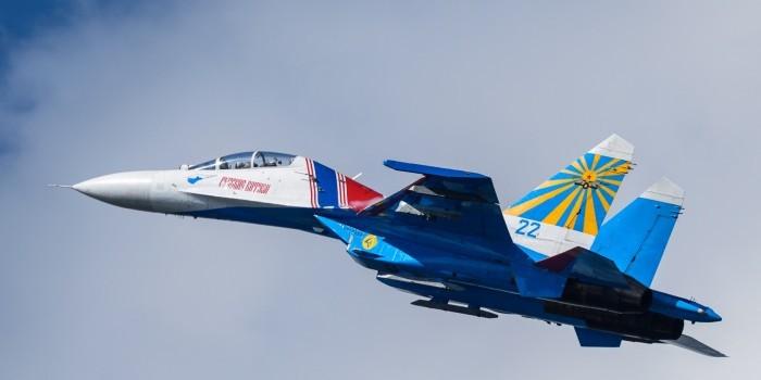 При крушении Су-27 в Подмоск…