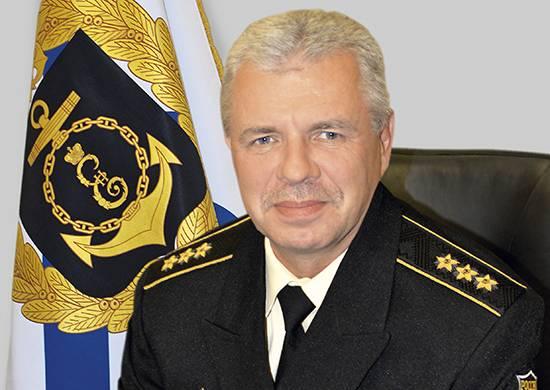 Витко рассказал о поступлении новой техники на Черноморский флот
