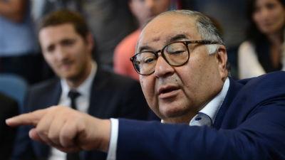 Усманов выделил РФС еще 300 млн рублей