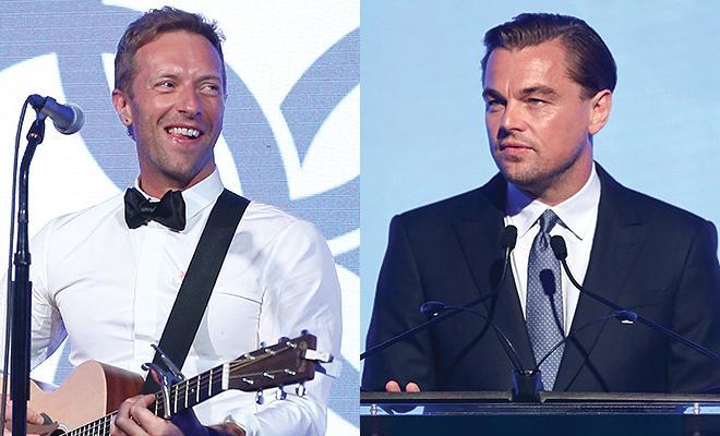 Солист Coldplay написал песню о любви Леонардо ди Каприо к шортам: видео