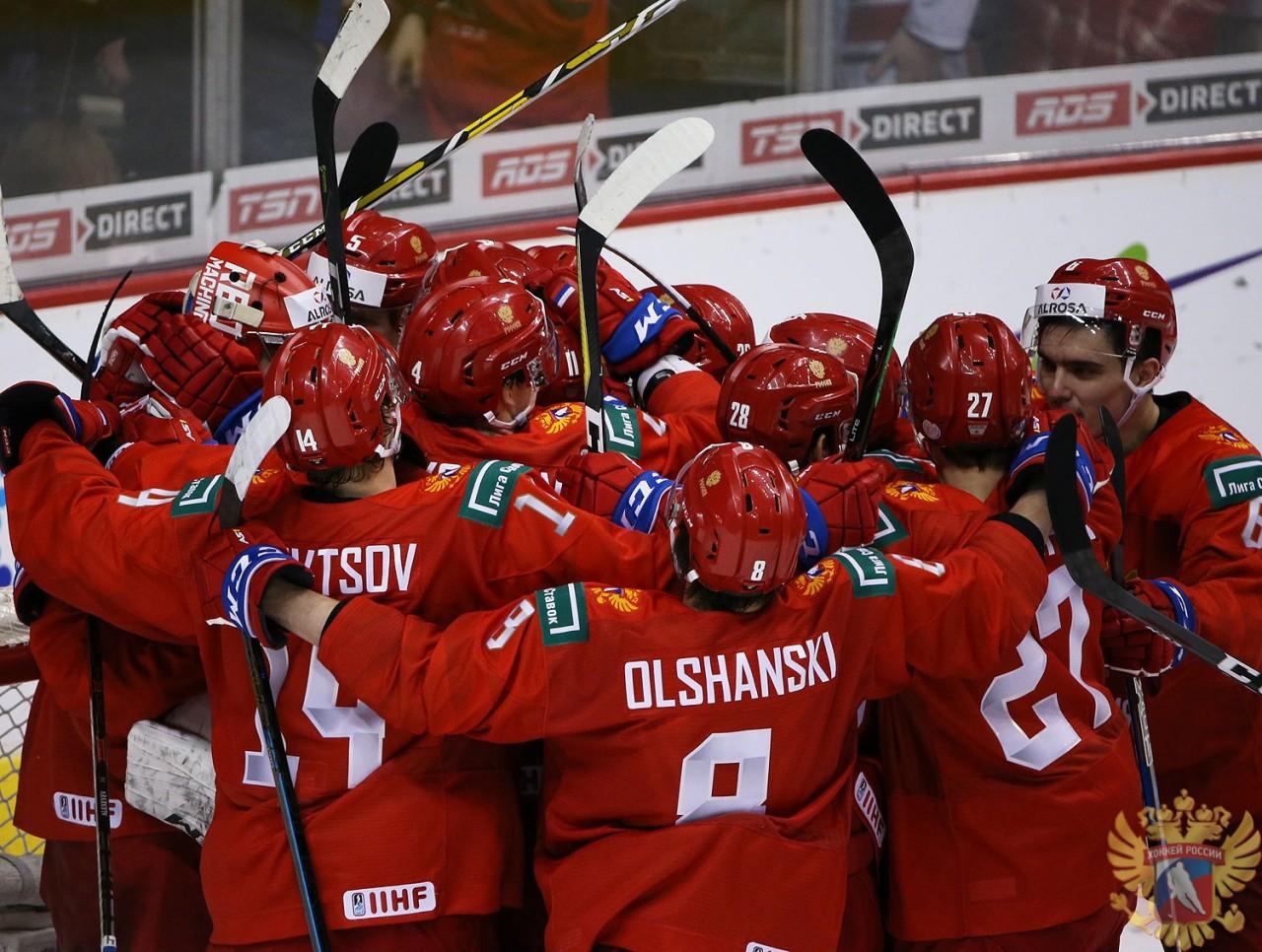 Валерий Брагин: Победа над Канадой – это подарок всей стране