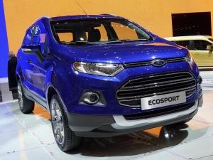 Стали известны стоимость и комплектации нового кроссовера «Ford EcoSport»