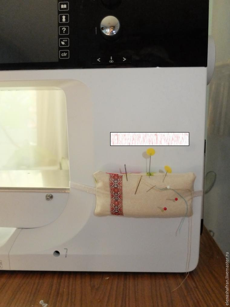 Делаем игольцу для швейной машины