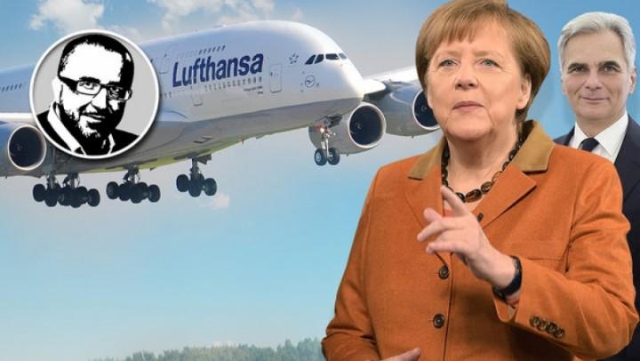 Австрийцы послали мигрантов к чертовой бабушке... К Меркель