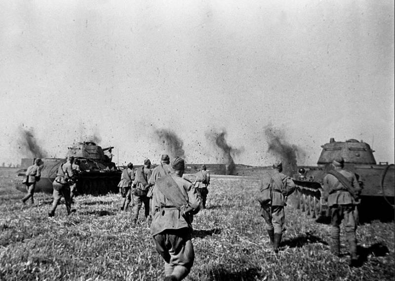 Как Катуков повернул немцев на Прохоровку