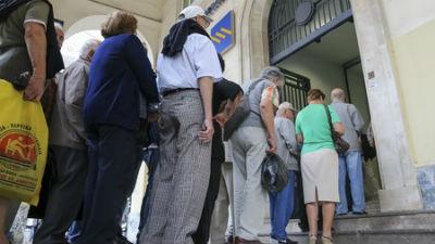 Греческие банки открылись по…