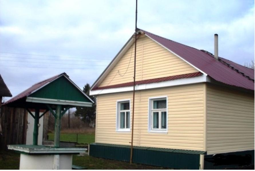 дом 64 кв. м. (1-этажный, бревно) на участке 62 сот. п. Спасское – Лутавиново. Дом расположен в 500 м. от МУЗЕЯ ЗАПОВЕДНИКА – ус. ТУРГЕНЕВА. Идеальное место для отдыха!