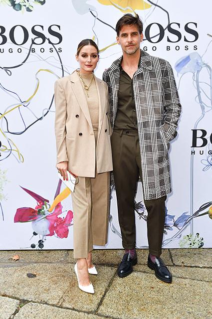 Неделя моды в Милане: Ирина Шейк, Николь Потуральски, Сьюки Уотерхаус и другие на шоу Hugo Boss Новости моды