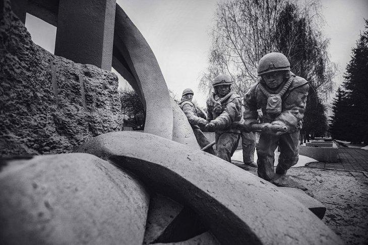 Заброшенный Чернобыль - фотографии Христиана Липована