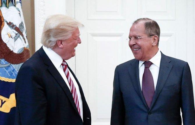 Путин передал послание Трамп…