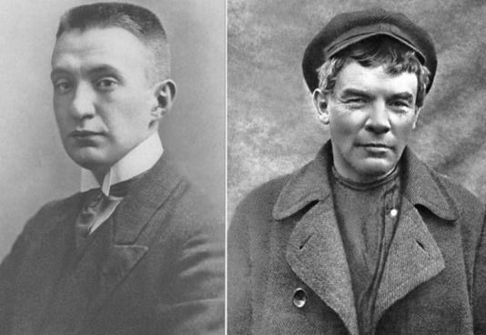 Как были связаны Ленин и Керенский