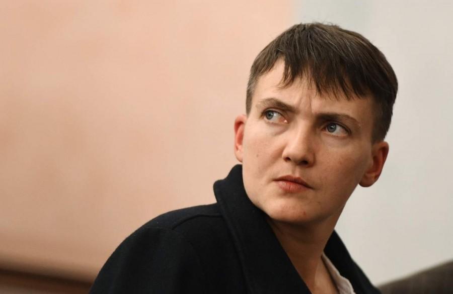Единогласно: Савченко решили лишить звания Героя Украины и исключить из Комитета по нацбезопасности