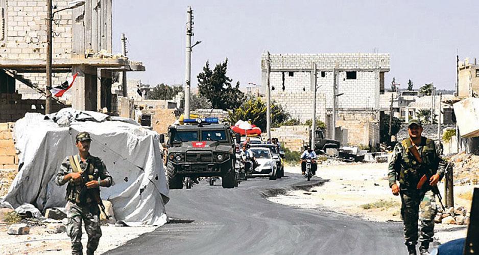 Идлибский компромисс Последний оплот террористов в Сирии – клубок глобальных интересов