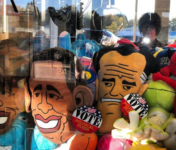 Куклы - президенты
