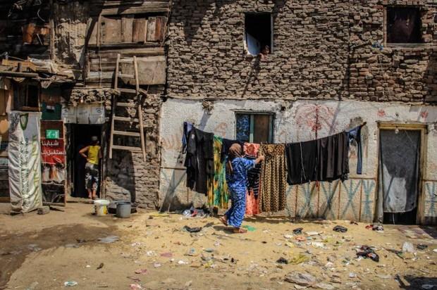 В трущобы Египта туристы не заглядывают
