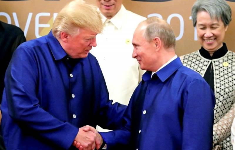 США уже не могут скрывать свою потребность в России