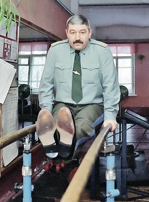 фото полковника шпак утратив